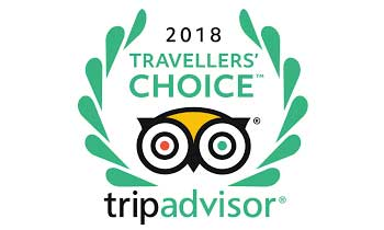 TripAdvisor 2018 Travellers' Choice