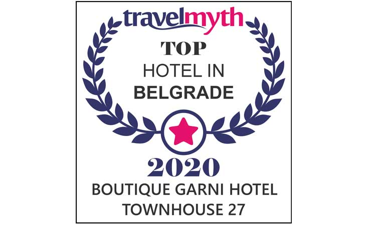 TOP HOTEL IN BELGRADE 2020
