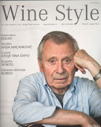 Wine Style, September 2014