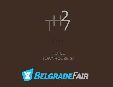 Special offer for Belgrade Fair participants at Townhouse 27